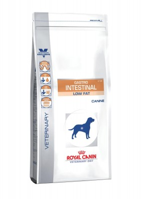 Сухой корм Royal Canin Gastro Intestinal Low Fat с ограниченным содержанием жиров при нарушениях пищеварения у собак 1.5 кг