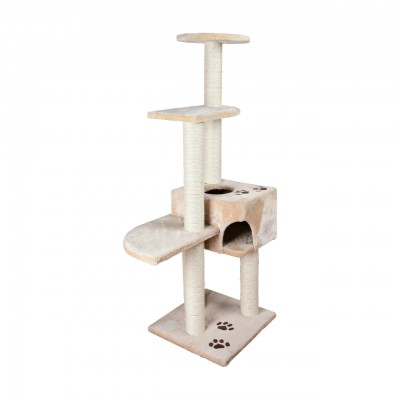 Дряпка Trixie Alicante Scratching Post бежевая 142см