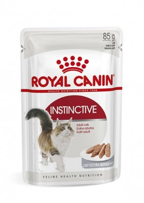 Влажный корм Royal Canin Instinctive Loaf паштет для котов от 1 года 85 г
