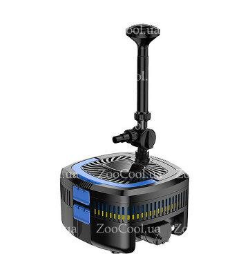 Фильтр-насос для пруда SunSun CUF-5800, UV-11w 5800 л/ч