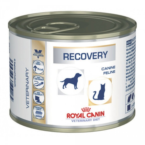 Влажный корм Royal Canin Recovery для собак для восстановительного периода после болезни 195 г